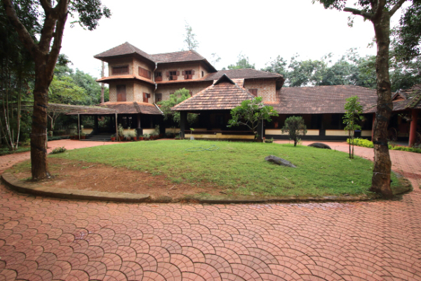 Ayurveda Resort in farm setting in Kerala, India